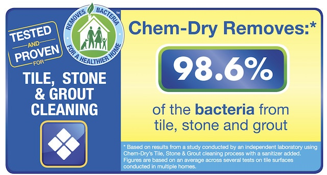 healthy tile cleaning